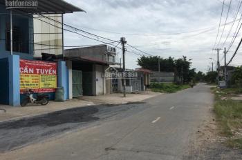 Bán nhà mặt tiền Bùi Thị Lùng, Hóc Môn, DT 4x14m, 53,5m2, 1 lầu, giá 3,6 tỷ TL, LH 0908386212