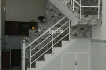 Bán nhà 3,6x9,5m, 1 lầu, 2PN, hẻm 2,5m đường Phạm Thế Hiển, P. 5, Q. 8, LH 0901364736