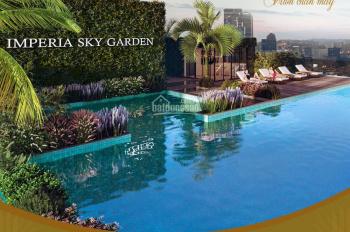 Suất ngoại giao Imperia Sky Garden Minh Khai từ chủ đầu tư. Chiết khấu thêm 4%, tặng 95 triệu
