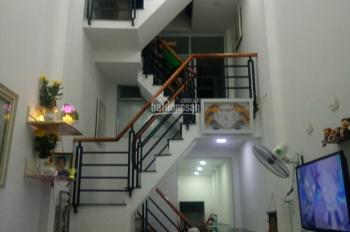 Bán nhà 3x17m, 2 lầu, 3PN, hẻm 2,5m đường Bùi Minh Trực, P. 5, Q. 8, LH 0901364736