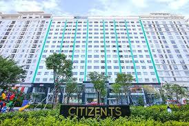 Cho thuê căn hộ cao cấp Citizen, 2pn, lầu cao, view đẹp, giá: 10 triệu/tháng. Tel: 0938591790