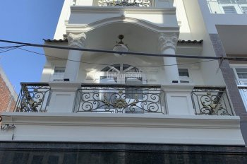 Nhà phố 4 tầng, DT: 4x15m, hẻm 6m-8m, Coop Mart Bình Triệu, đối diện ĐH Luật