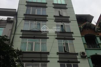 Bán nhà 6 tầng lô góc, hai mặt phố Nguyên Hồng, Huỳnh Thúc Kháng, sổ đỏ 68m2, mặt tiền 7m, 25 tỷ