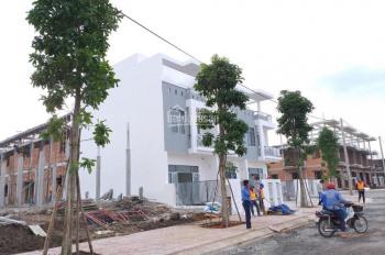 Nhà phố DTXD 171m2 xây sẵn, giá từ 1,6 tỷ/căn, liền kề Hố Nai, Biên Hòa, LH 0938199552