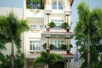 Cho thuê nhà 5x17m, 1 trệt, 3 lầu khu Him Lam, P. Tân Hưng, full nội thất, giá 30 tr/th. 0907008897