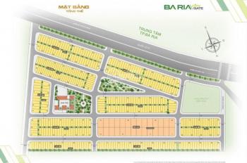 Hưng Thịnh mở bán đất nền MT QL51, ngay cổng chào Bà Rịa, còn 2 nền đẹp suất nội bộ. LH 0911914455