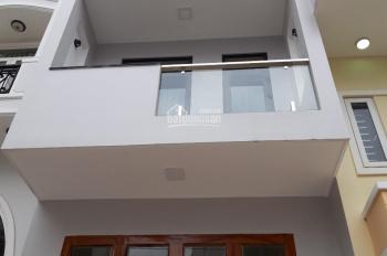 Nhà mới hẻm xe tải Nguyễn Thái Sơn, p3, Gò Vấp, 4x20m