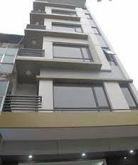 Bán nhà mặt tiền đường Quận 3, 4x21m, hầm 7 tầng, thang máy 12 phòng HĐ khoán 40 tr/th, giá 16,5 tỷ