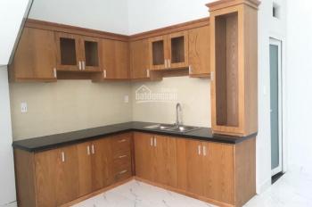 Nhà mới xây 1 trệt 1 lầu mua ở ngay, SHR, P. Thạnh Xuân, Quận 12, 104 m2 chỉ 2.4 tỷ. LH 0981257923
