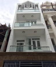 Nhà mới xây (nhận nhà trước tết). Đúc 1 trệt, 2 lầu, DT: 42m2, đường 18B, Mã Lò, SHR