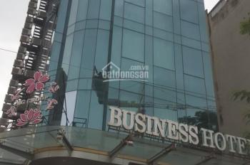 Bán nhà phố Trần Đăng Ninh, Trương Công Giai, 10 tầng, MT 7.5m. Giá 41 tỷ