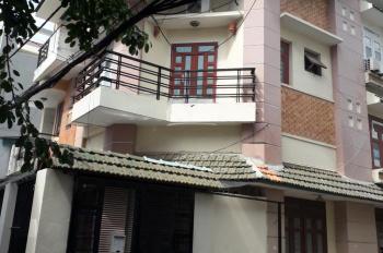 Nhà 5,2m x 16m, 1T, 2L, 3PN, hẻm Phạm Văn Bạch. Giá 12tr/th