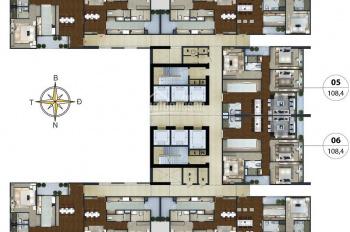 Bán lỗ 200tr, CC Lạc Hồng Lotus 1 N01-T5, 1609: 87m2 và 1010: 122m2, giá 32 tr/m2. LH 0971.085.383