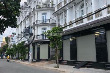 Mặt tiền Võ Văn Kiệt, bán nhà phố 5 tỷ/căn, DTSD 205m2, SHR, LH 0917.928.167 Mr Tuấn
