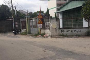 Cho thuê nhà và đất mặt tiền kinh doanh 300m đường Trần Hưng Đạo, Dĩ An, 10tr/ tháng