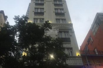 Bán building siêu căn hộ đường Cao Thắng, P. 12, Q.10, 9 tầng, TN 250tr/th, DT 5.9x17m. Giá 22.8 tỷ