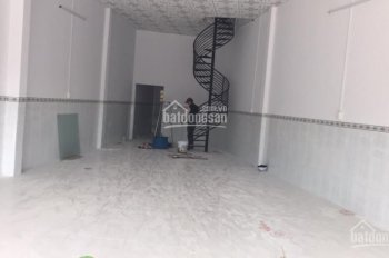 Nhà bán huyện Đức Hòa, giá rẻ mặt tiền Tỉnh Lộ 10, 8,8x17m, thị trấn Đức Hòa