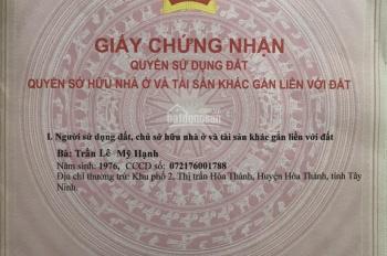 Bán đất DT lớn, vị trí đẹp, tiện đầu tư Xã Thanh Điền, giá chỉ 1,6 tỷ