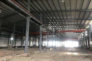 Công ty An Vượng cho thuê kho xưởng DT: 3000m2, 5000m2, 10.000m2 tại Quán Gỏi, Hải Dương