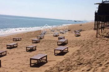 Bán 757m2 đất 2 mặt tiền biển, khu du lịch Phú Thọ 1, Phú Yên