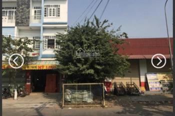 Bán nền đường Trần Hưng Đạo, thị xã Hồng Ngự, Đồng Tháp (nền đẹp có 2 mặt tiền)