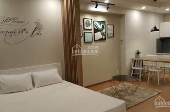 Cho thuê căn hộ studio Q4, giá 12 triệu - 14 triệu/tháng, full nội thất. LH 0977208007