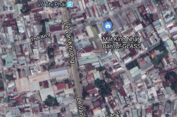 Bán nhà 1 trệt 1 lầu 4x27m mặt tiền Lê Văn Khương, P. Thới An, Quận 12. Đang cho thuê 25 tr/th