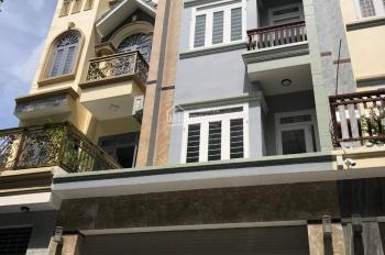 Bán nhà phố 3 lầu, 1 sán thượng, 4.2 tỷ, Bình Hưng Hòa B, Bình Tân, diện tích 53.6m2