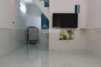 Bán nhà ở ngã tư Ga, Thạnh Lộc, Q12. DT 3,2 x7m, 1 trệt 1 lầu, 2 phòng ngủ, LH 0978.253.007