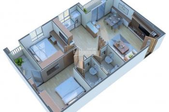 Sở hữu căn hộ chung cư Tecco Lào Cai, mặt đường Hoàng Liên chỉ với 885 triệu, nội thất hoàn thiện