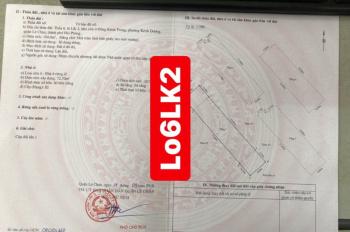 Bán nhà mặt đường số 141-143 Hoàng Ngọc Phách, Q.Lê Chân, thuộc dự án XD HÀ NỘI