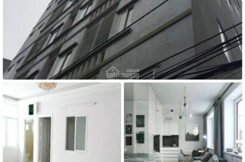 Cho thuê nhà mặt phố Bà Triệu, Phố Huế: 180m2 * 9 tầng, MT 5m, giá thuê 280 tr/tháng