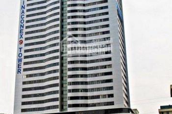 Cho thuê 95m2 văn phòng cao cấp tòa nhà Vinaconex 9 - CEO Tower đối diện Keangnam