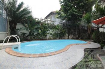 Cho thuê villa Thảo Điền có hồ bơi, 400m2, giá cho thuê: (74 tr/tháng). LH 0909246874