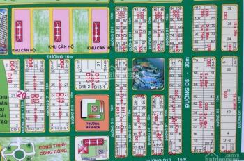 Bán nhanh lô 7x17m, hướng Tây Bắc dự án Thiên Lý, giá thương lượng. LH 0966407177 Trang