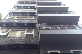 Bán nhà 7 tầng, DT 212m2, ngõ ôtô 7 chỗ vào tận nơi, nhà 2 mặt ngõ, phố Tô Ngọc Vân