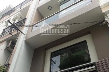 Bán CHDV 4 lầu HXH 8m Hồ Biểu Chánh, Q. Phú Nhuận, DT 4.02x14m, giá 11.5 tỷ