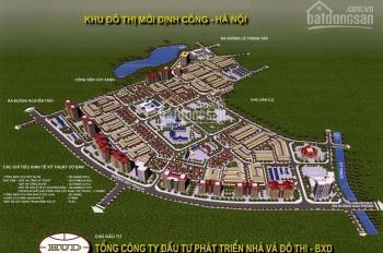 Bán biệt thự khu ĐT Định công - DT: 198m2, MT: 11m, xây 3,5 tầng, đường 11m. Bán 22,5 tỷ
