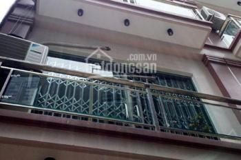 Bán nhà 4 tầng đường An Dương, ngõ 185 Tôn Đức Thắng, Lê Chân, Hải Phòng