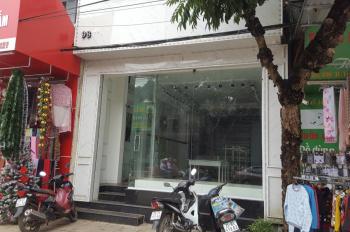 Chính chủ bán nhà mặt phố Trần Phú, TP. Lai Châu, DT 125m2, 2 tầng 1 tum, kinh doanh sầm uất