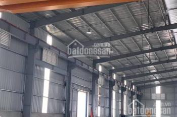 Cho thuê xưởng công nghiệp có hệ thống PCCC từ 500m2 đến 5000m2 tại Văn Giang - Hưng Yên