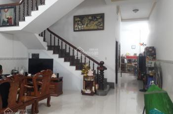 Nhà đẹp 1 trệt 3 lầu Tân Hiệp, 6.2x20m, sổ hồng thổ cư, cách Nguyễn Ái Quốc 150m. Đường ô tô