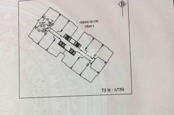 Chính chủ bán căn hộ 2PN, full nội thất mới CT1 KĐT Văn Khê, Hà Đông