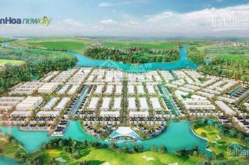 Đất nền Biên Hòa New City, nền MT đường lớn, sổ đỏ 12tr/m2, CK 4 - 20%, thanh toán theo tiến độ