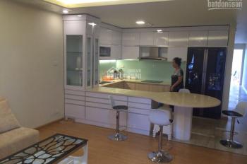 Chính chủ cho thuê căn hộ cao cấp tại chung cư D2 Giảng Võ, Ba Đình 90m2, 2PN giá 14 triệu/tháng