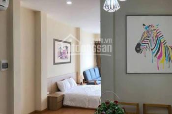 Chính chủ bán CCMN Hai Bà Trưng, Bạch Mai (mặt đường) 35m2 - 80m2 full nội thất, giá từ 600 tr/căn