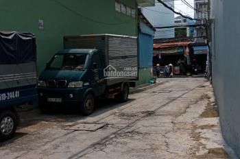 Bán nhà nát hẻm 6m đường Phú Thọ Hòa, Q. Tân Phú, DT: 4x16.66m, hướng N. Giá 4.95tỷ TL - 0915966618