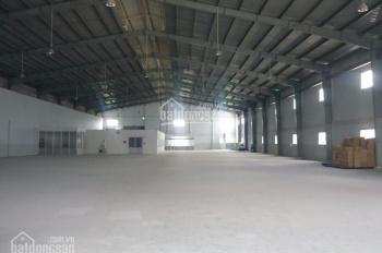 Cho thuê kho 1000m2 mặt tiền đường Bờ Bao, xã Phong Phú, xưởng mới xây. LH: 0909.553.116