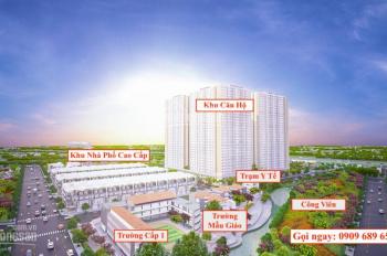Nhà phố Quận 8, DT 5x18m, 1 trệt 3 lầu, 138 căn nhà phố, lợi nhuận ngay 30% sau 1 năm đầu tư