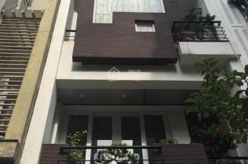 Cho thuê nhà phố Giảng Võ, 57m2 x 4.5T. MT rộng, T1 thông sàn, khu sầm uất phù hợp KD, VP, 35tr/th